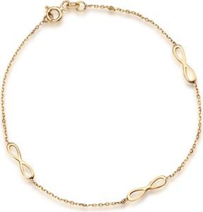 YES Sempre - złota bransoletka