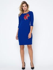 ef51615a26 chabrowa sukienka jakie dodatki - stylowo i modnie z Allani
