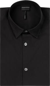 Czarna koszula Emporio Armani