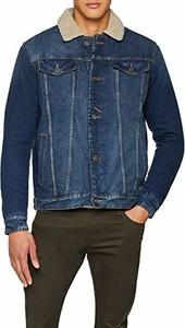 Kurtka Jack & Jones Premium w młodzieżowym stylu z jeansu
