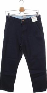 Granatowe jeansy Pull&Bear