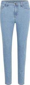 Niebieskie jeansy Kaffe w stylu casual