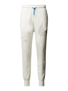 Spodnie Nike w sportowym stylu z dresówki