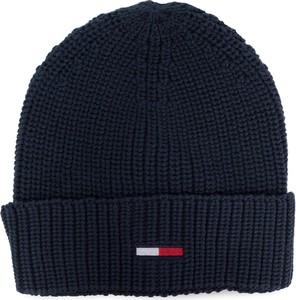 Granatowa czapka Tommy Jeans