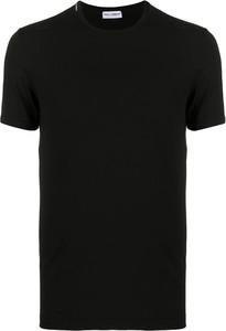 Czarny t-shirt Dolce & Gabbana