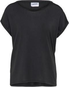 Czarny t-shirt vero moda