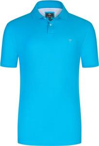 Niebieska koszulka polo Fynch Hatton