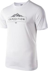 T-shirt Hi-Tec z krótkim rękawem w sportowym stylu