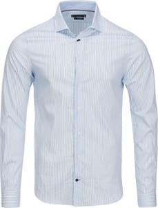 Koszula Tommy Hilfiger z długim rękawem w stylu casual z klasycznym kołnierzykiem