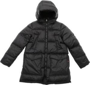 Czarna kurtka dziecięca Woolrich