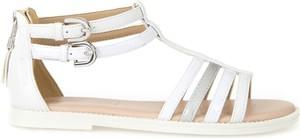 Buty dziecięce letnie Geox dla dziewczynek