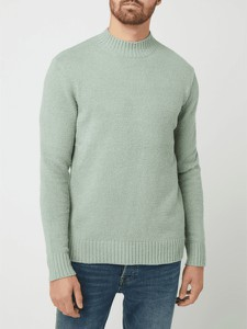 Miętowy sweter Drykorn