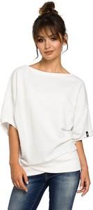 T-shirt BeWear z krótkim rękawem z okrągłym dekoltem