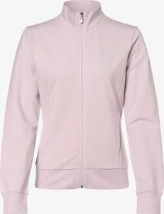 Różowa bluza Emporio Armani w stylu casual