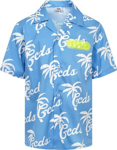 Niebieska koszula dziecięca Gcds