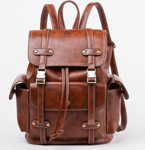 a0e81f63fac15 plecak vintage aztec czarny - stylowo i modnie z Allani