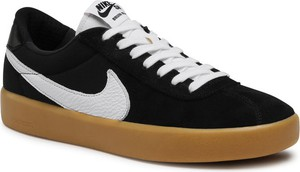 Nike Buty SB Bruin React CJ1661 002 Czarny