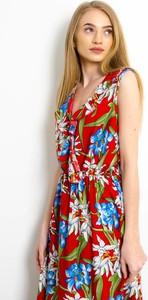 Sukienka Olika mini bez rękawów