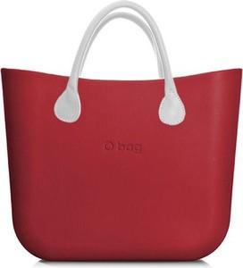 Czerwona torebka O Bag do ręki