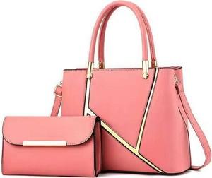 Różowa torebka Cikelly