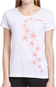 T-shirt Hi-Tec z nadrukiem z krótkim rękawem