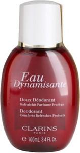 Clarins Eau Dynamisante dezodorant z atomizerem unisex 100 ml