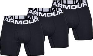 Czarne majtki Under Armour z bawełny