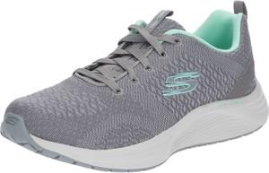 Buty sportowe Skechers w młodzieżowym stylu sznurowane