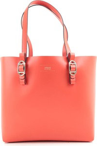 Różowa torebka Giorgio Armani