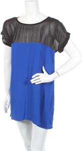 Sukienka Motel Rocks z krótkim rękawem mini