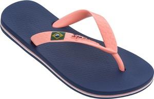 Granatowe buty dziecięce letnie Ipanema