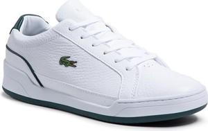 Lacoste Sneakersy Challenge 0721 1 Sma 7-41SMA00071R5 Biały
