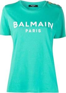 Bluzka Balmain z bawełny