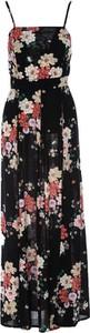 Sukienka Multu w stylu boho na ramiączkach maxi