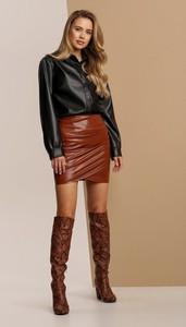 Spódnica Renee w rockowym stylu mini