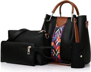 Czarna torebka Cikelly na ramię