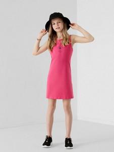Sukienka dziewczęca 4F
