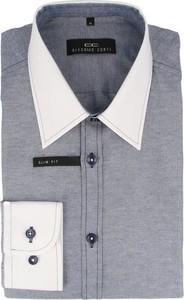 Koszula Giacomo Conti w stylu casual z długim rękawem