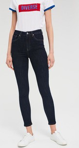 Jeansy Diverse w stylu casual