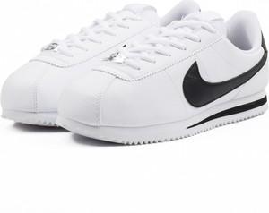 Buty sportowe Nike w sportowym stylu cortez sznurowane