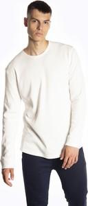 Koszulka z długim rękawem Gate z bawełny