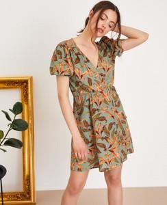 Sukienka Misha z tkaniny