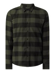 Koszula Only & Sons z klasycznym kołnierzykiem z bawełny z długim rękawem