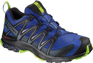 Buty sportowe Salomon sznurowane w sportowym stylu