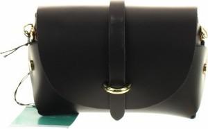 Czarna torebka Anna Morellini na ramię