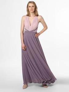 Sukienka Marie Lund rozkloszowana na ramiączkach