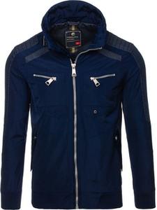 Niebieska kurtka Denley