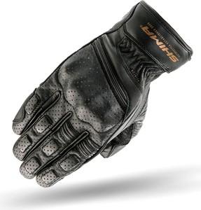 Czarne rękawiczki Shima