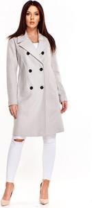 Płaszcz TAGLESS z wełny