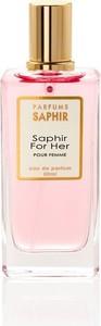 Saphir, For Her Women, woda perfumowana, spray, 50 ml